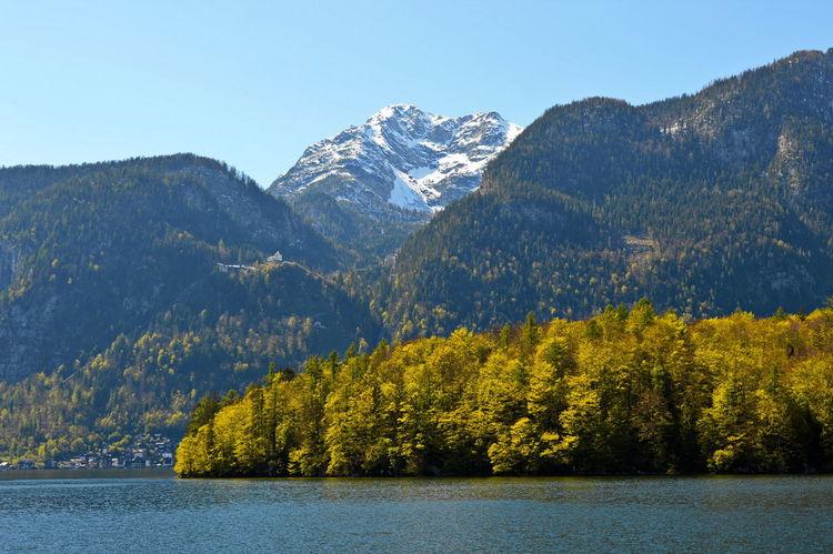 #Austria #Lake #Nature  #hallstatt #nikon first eyeem photo