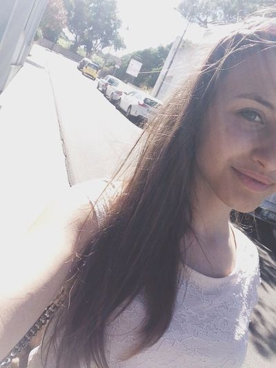 Enjoying The Sun Summer Days