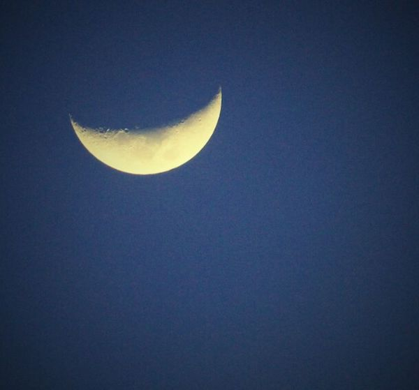 """""""Moon"""" Moon Night Clear Sky Tranquility Majestic Sky Only Moon Surface"""