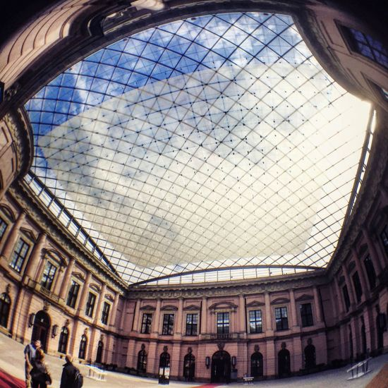 Stunning Collection Beautiful Courtyard  Mpei Get Inside Exhibition Architecture