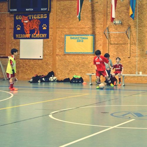 Little Brother⚽❤