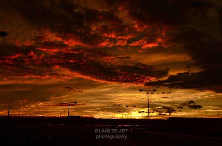 Sunset Sunset_collection Sunshine Sunset Silhouettes Enjoying The Sun Landscape_photography Landscape Melancholic Landscapes