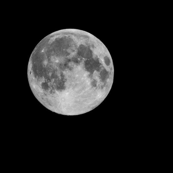 Supermoon June 2013 Blackandwhite Black And White Moon Supermoon