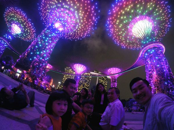 Family fun night ~ SG Wonderland !