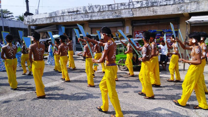Capture The Moment parade in Guiuan Eastern Samar LGG4 Eyeem Philippines