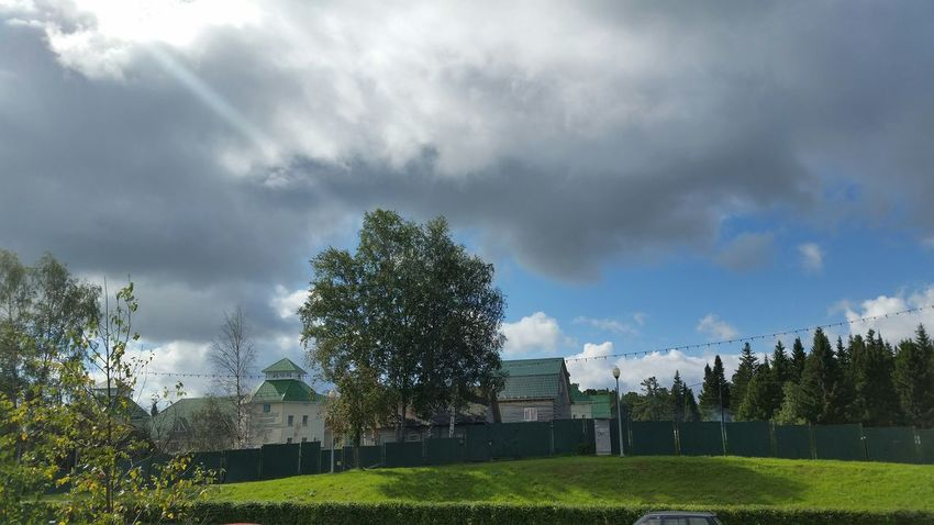 небо небонадомной облако поцелуйПрирода мойгород сибирь Sky Sky_collection Nature My Town Siberia Nature