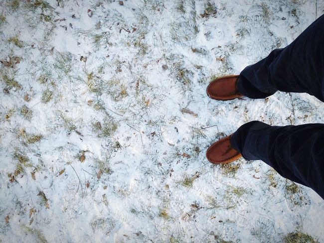 Snow ❄ winter