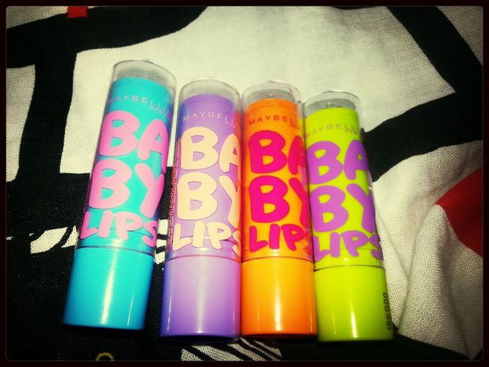 Which baby lips is the oldest ? How are you thinking? First Eyeem Photo