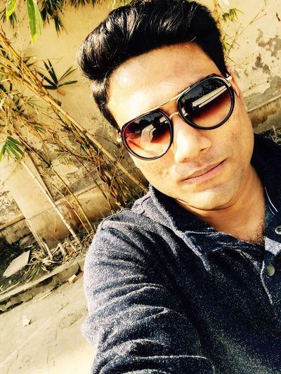 Handsome Sunglasses Fashion Lifestyles