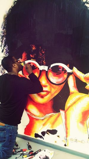 That's Me Art Birmingham Check This Out