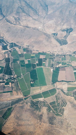 Aerial View Agriculture Field Pattern Landscape Rural Scene Backgrounds Textured  Nature Scenics Beauty In Nature Outdoors Day Patchwork Landscape No People