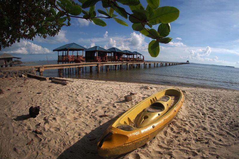 Beach Beachphotography Bintanisland Bintan Island Enjoying Life Hanging Out Beautiful Nature Beauty Bintan Beautiful Day Bluesky Kepulauan Riau Landscapes Nature
