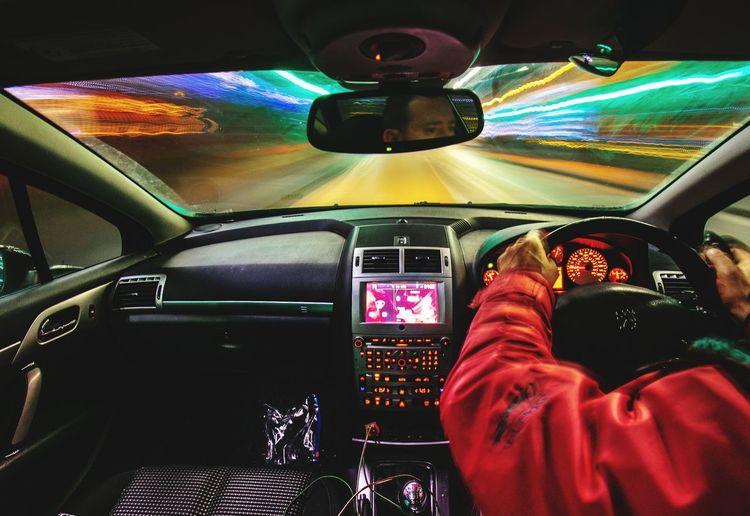 driving peugeot