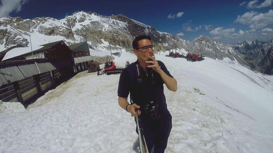 Walking Around Enjoying Life Selfie