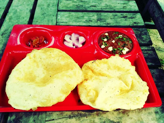 Streetfood Delicious Mouthwatering Ready-to-eat Food Chholebhature Spicy Food The Week On EyeEm EyeEmNewHere