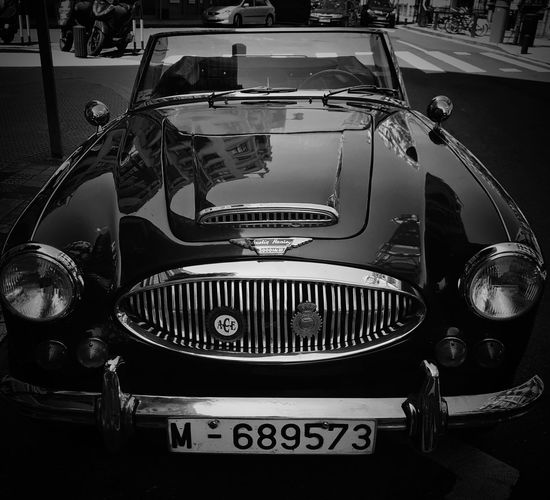 Blackandwhite Austin Healey 3000 Austin Healey Car Be Brave Retro Styled Vintage Car Headlight