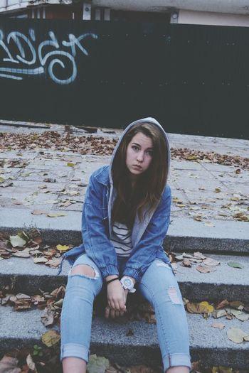 Live Streetphotography Girl Me