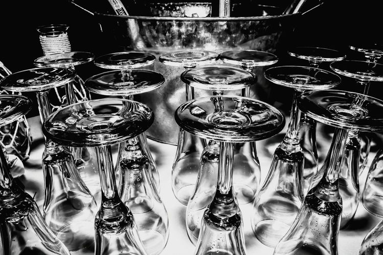 Champagne Chanpagne Flutes Check This Out Party Celebration Celebrating Contemporary Art Artistic Glass Objects  Glass_collection Celebration Event Light And Shadow Taking Photos Depth Of Focus Magical Taking Photos Artistic Expression Part Of Romance Darryn Doyle Blackandwhite Photography Artistic Eye Container Fine Art Beautifully Organized