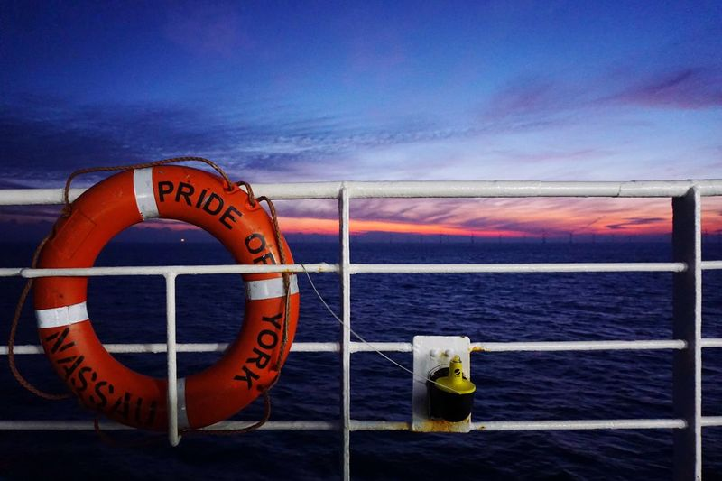 Northsea Belgium Everything In Its Place Sony A6000 Sunset From Sea Showcase: February Ferry