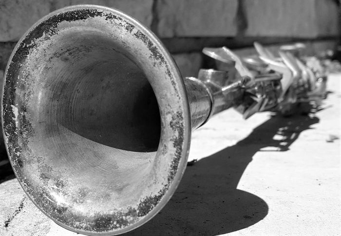 1940s Clarinet Close-up Focus On Foreground Horns Instruments Musical Instruments Vintage Musical Instruments Vintage Photo Woodwind Instrument