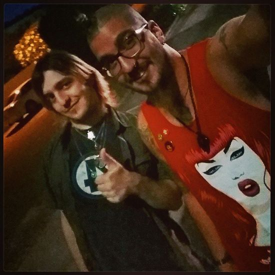 @adoredelano tonight! Because Welookfuckingcool ! Party Gaybros AdoreDelano dtf draglife @wildeyedboy91 here we go!