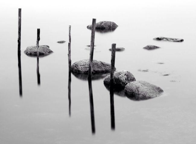 Serenity EyeEm Best Shots - Black + White Bw_collection EyeEm Nature Lover Sea
