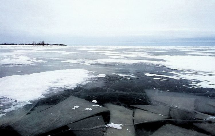 Cracked Ice Beauty In Nature Cold Temperature Day Flat Frozen Horizon Over Water Ice Nature No People Outdoors Scenics Sea Sky Snow Snowdrift Tranquil Scene Tranquility Water Weather Winter