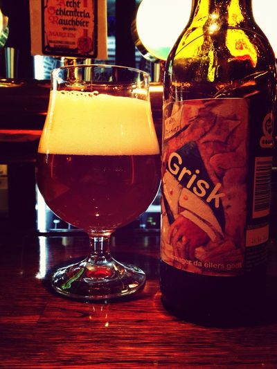 Craft Beer Hornbeer Grisk Bishops Arms