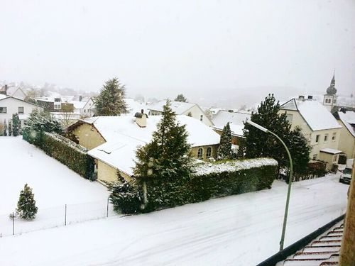 First Snow Snow ❄ Germany2014 My Country Wintertime Cold ❄⛄❄