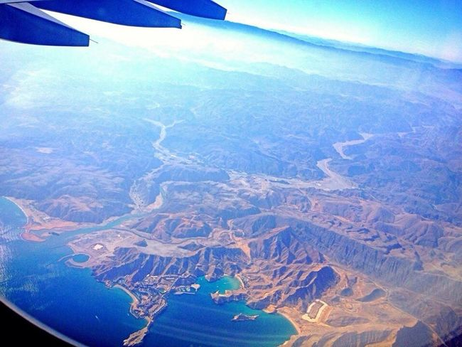 Oman from above☀️?? Taking Photos