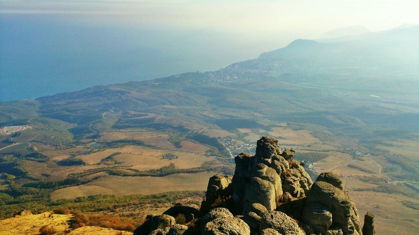 Mountain Crimea Landscape