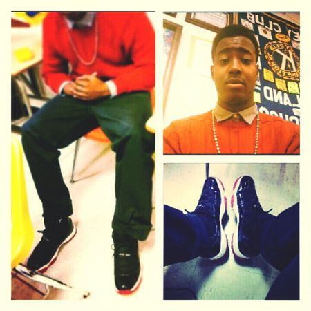Chilling With The Breds On