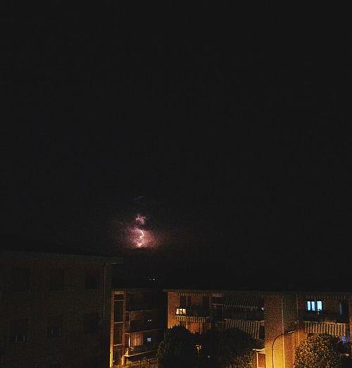 GotIt Storm Weather Flash Light Sky Night Fulmine Cielo Tempesta