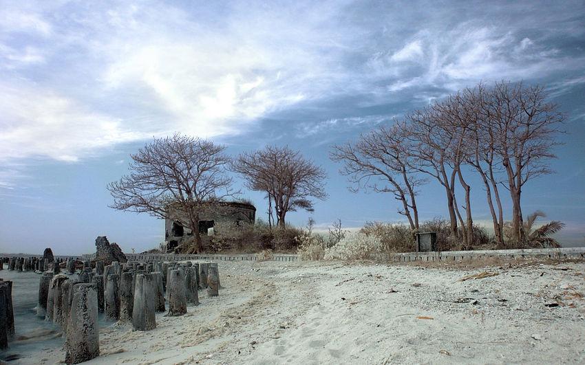 Kelor Island Cloud - Sky Empty Island History Kelor Kelor Island Kelorisland Land Landscape Outdoors Sky The Past