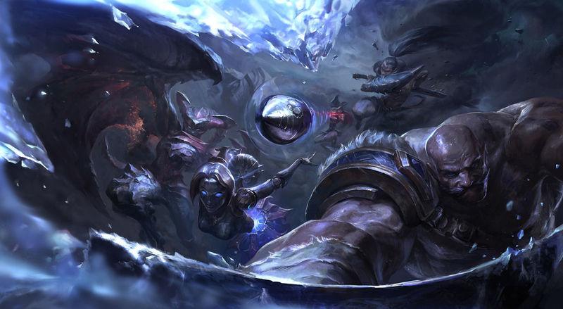LeagueofLegends League Of Legends League Art Artistic Art Gallery