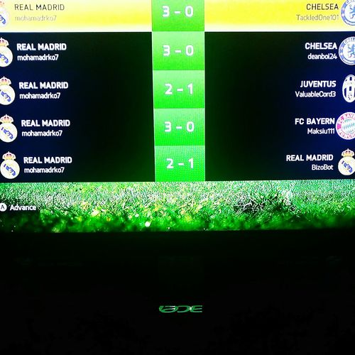 wt a night and wt wins ... Fifa15 Xboxlive