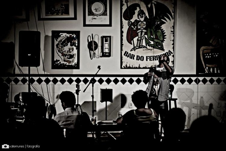 Stand Up Comedy com Edson Duavy! / Stand Up Comedy with Edson Duavy! Photo Art Show Stand Up