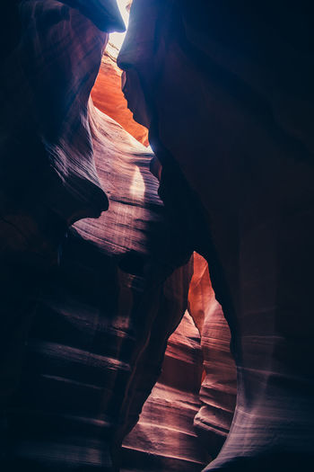Antelope Antelope Canyon Cave Geology Nature No People USA USAtrip The Great Outdoors - 2018 EyeEm Awards