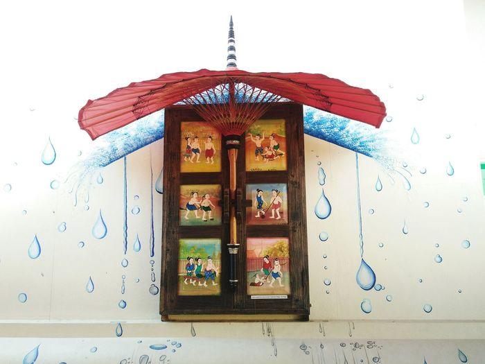 🌧 Protection Safety Close-up Rainy Season Rain Umbrella RainDrop Weather