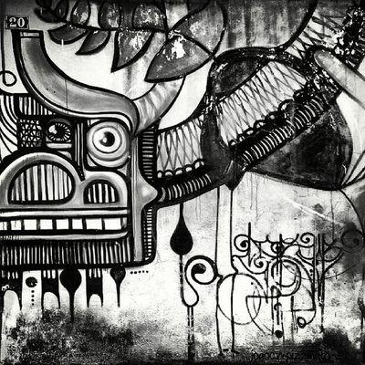 Graffiti Graffitiart Art Streetart UrbanART Streetphoto_brasil Ig_contrast_bnw Amateurs_bnw Bnwmood Bnw_kings Bnw_planet Bnw_captures Top_bnw Paulistanobw Bnw_lombardia Instapicten Top_bnw_photo Mundoruasp Olhonaruasp Flaming_abstracts