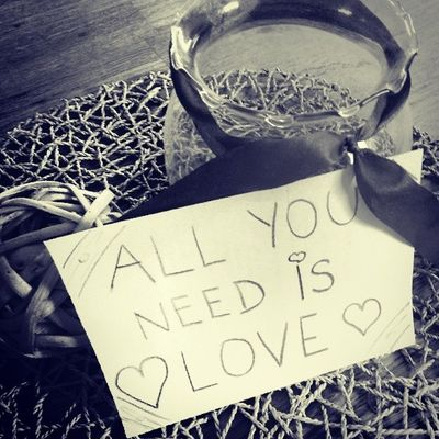 Motto All You Need is love tagsforlikes instaphoto photography
