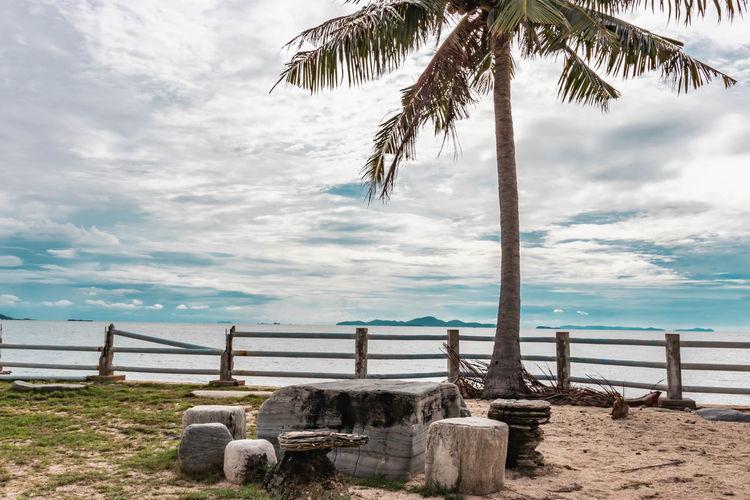 Beach with