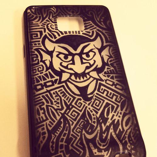 Phone Case Hand Drawn Bioshock Infinite Devils Kiss