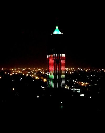 Cityscape Upperhill, Nairobi Kenya