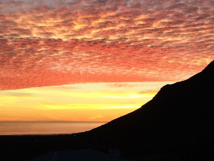 Winter is coming... Not many of these of these days left... Sunset Cape Town