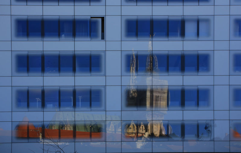 Reflection Glass - Material Built Structure Building Exterior Architecture City Day Window Outdoors Zagreb Zagreb, Croatia Croatia Europe Bulkans Cityscape City Church Office Building Exterior Winter Building Glass Building Skyscraper