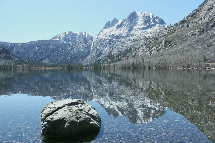 Junelakeloop Junelake California Mountains