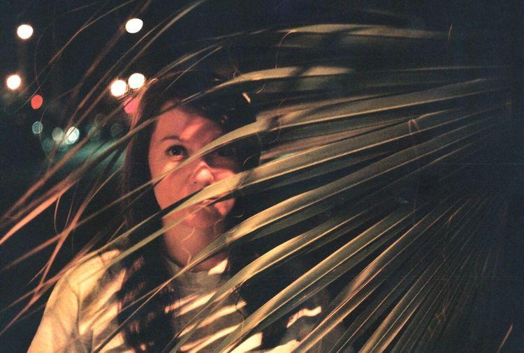 Open Edit 35mm Film Portrait Of A Friend Florida