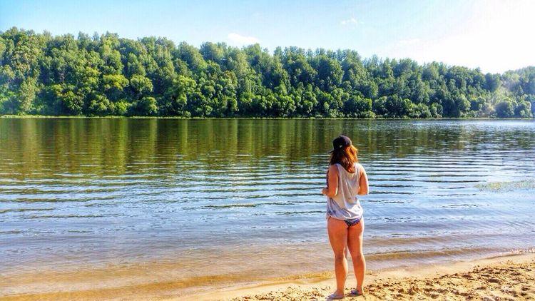 LikeILYUHINA Summer Beach Sun Lovegirl