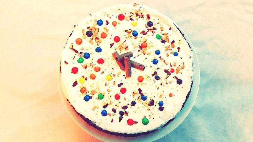 My cake 😌💘 First Eyeem Photo